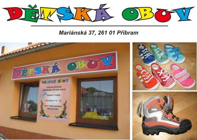85333d64b213 DĚTSKÁ CERTIFIKOVANÁ OBUV - obchodyasluzby.cz